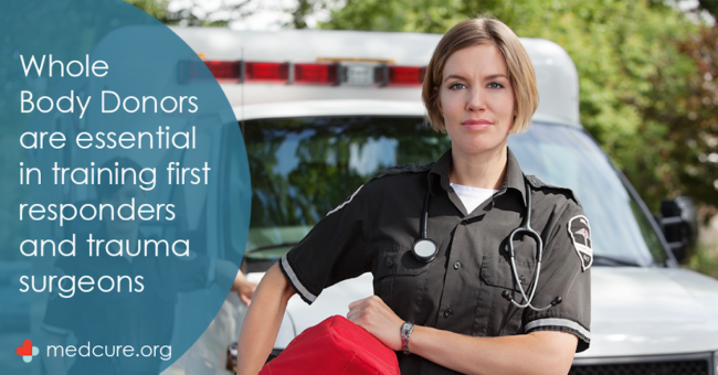 Spotlight: EMT and First Responder Training