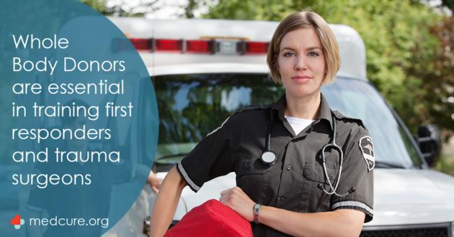 Spotlight: EMT and First Responder Training