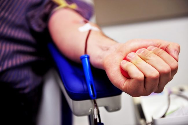 Medical History Moment - Human Blood Types Discovered