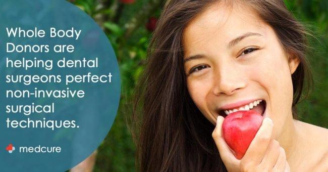 Spotlight: Less Invasive Dental Surgery