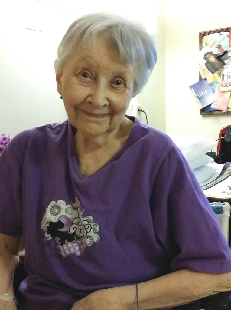Donor Story - Doris Poulakos