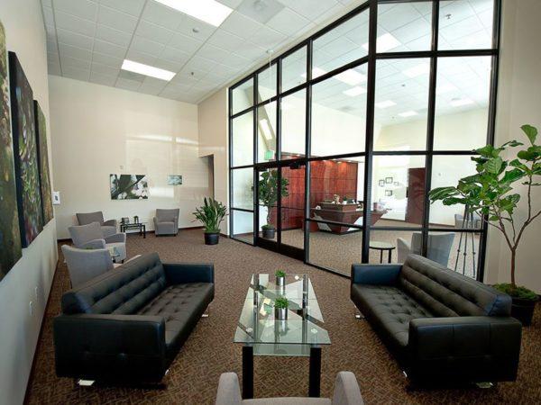 Portland, OR Surgical Training Facility Lobby