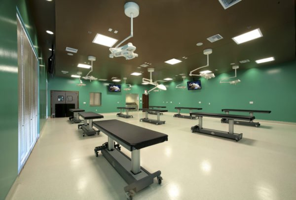 MedCure's Henderson Surgical Training Facility Lab