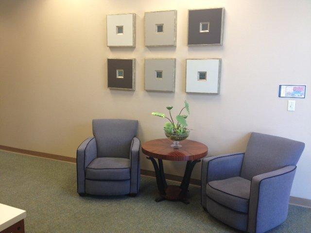 MedCure's Henderson Surgical Training Facility Lobby