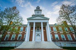 Medical History Moment - The Founding of Johns Hopkins University School of Medicine